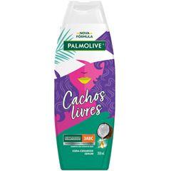 Shampoo Palmolive Cachos Livres Coco Cacheado 350ml