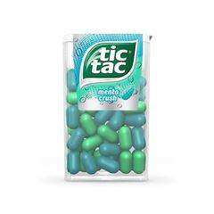 Tic Tac Menta Crush 16g