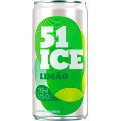 51 Ice Limão Lata 269ml
