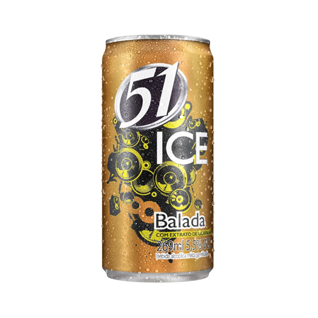 51 Ice Balada Lata 269ml