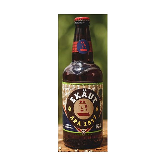 Cerveja Ekaut APA 1817 Long Neck 275ml
