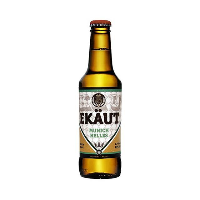 Cerveja Ekaut Munich Helles Long Neck 275ml
