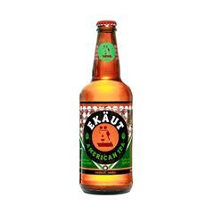 Cerveja Ekaut American IPA 500ml