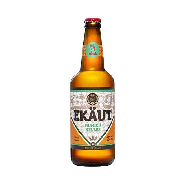 Cerveja Ekaut Munich Helles 500ml