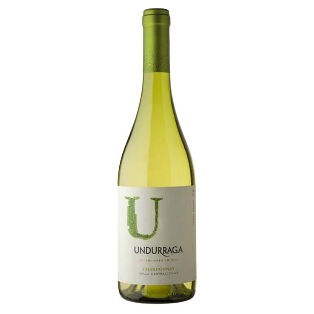 Vinho Chileno Undurraga Branco Chardonnay 750ml