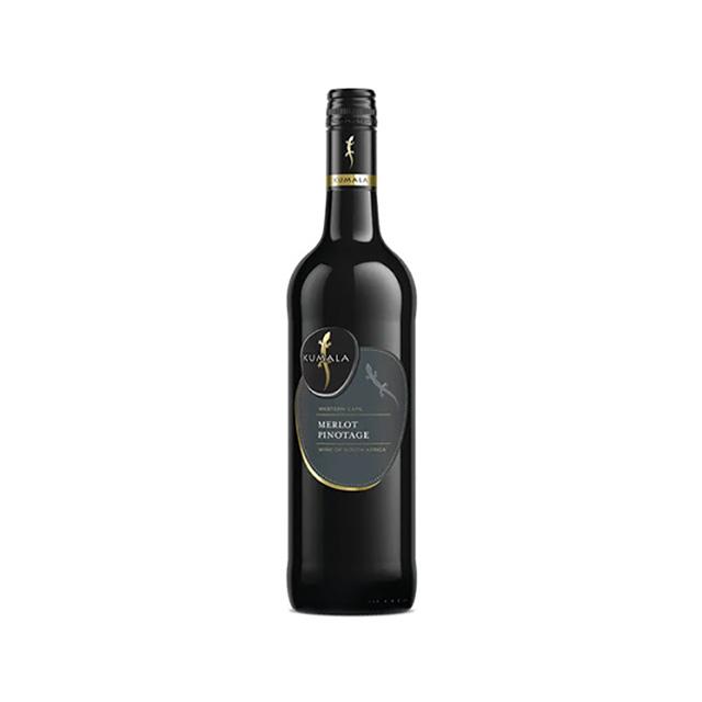 Vinho Sul Africano Kumala Merlot Pinot Tinto 750ml