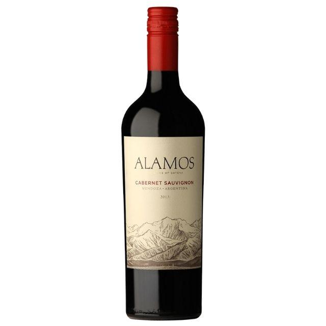 Vinho Alamos Catena Zapata Tinto Cabernet Sauvignon 750 ml