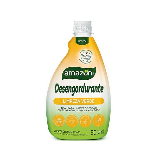 Desengordurante Amazon Refil 500ml