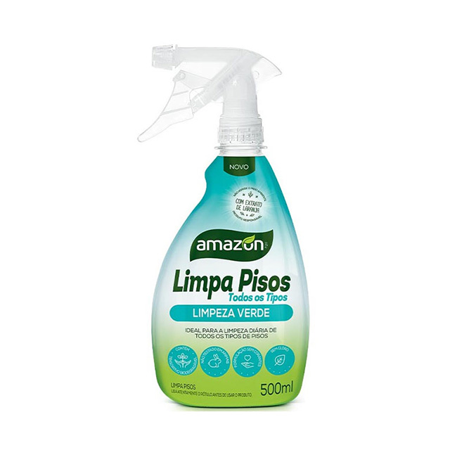 Limpa Pisos Amazon Gatilho 500ml