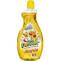 Limpador Perfumado Desodor Alegria 500ml