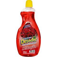 Limpador Perfumado Desodor Pura Sedução 500ml