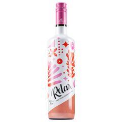 Vinho Frisante Relax Suave Rose 750ml