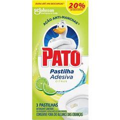 Pato Pastilha Adesiva Citrus 20%