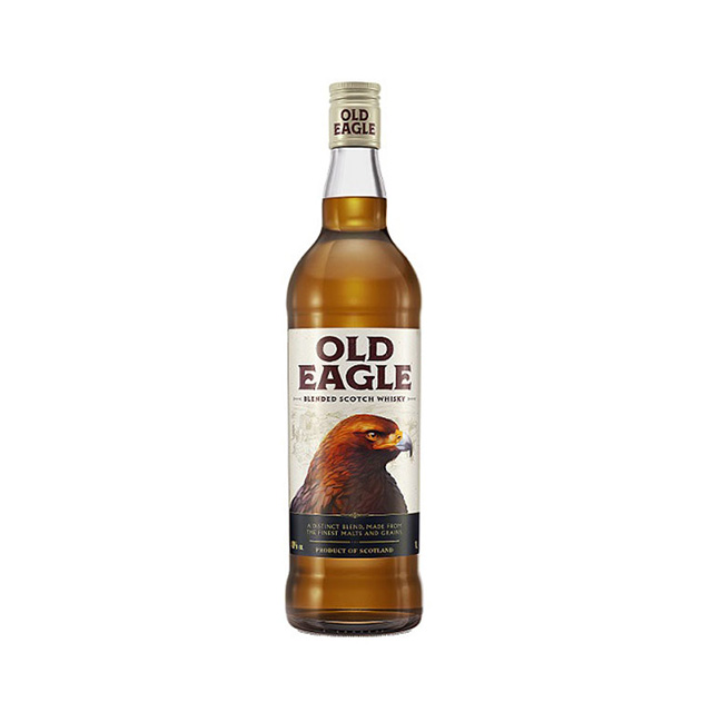 Whisky Blended Scotch Old Eagle 1l