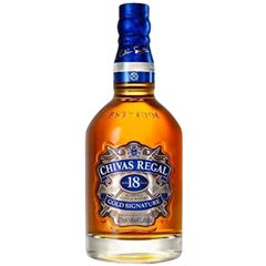 Whisky Chivas Regal 18 Anos 750ml