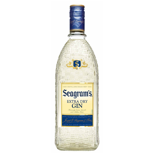 Gin Seagrams 750ml