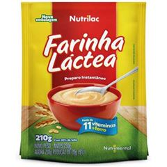 Farinha Láctea Nutrilac 210g
