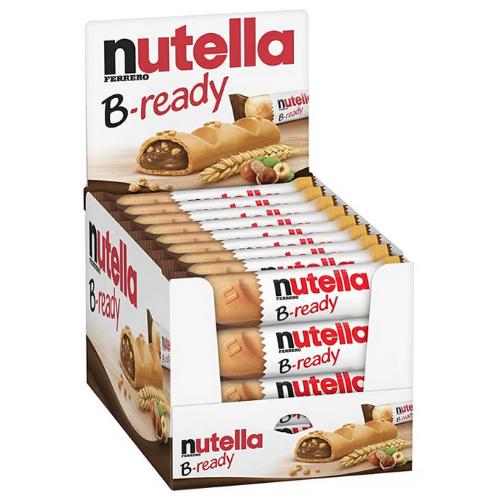 Nutella B-ready 22g display com 36 unid