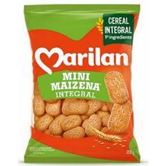 Biscoito Marilan Mini Maizena Integral 350g