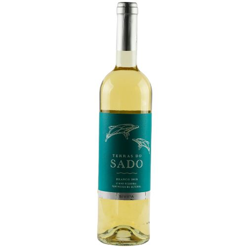 Vinho Terras do Sado Branco 750 ml