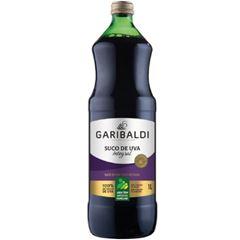 Suco de Uva Garibaldi Integral Tinto 1l