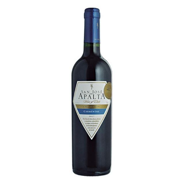 Vinho San Jose de Apalta Tinto Carmenere 750 ml