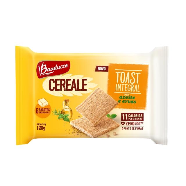 Cereale Toast Integral Azeite e Ervas 128g