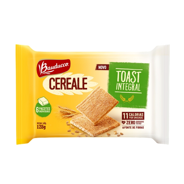 Cereale Toast Integral  128g