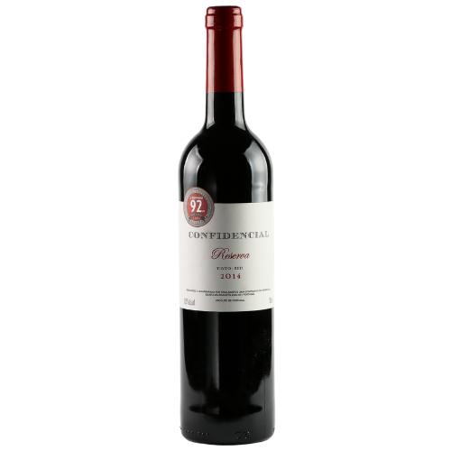 Vinho Confidencial Reserva Tinto 750ml