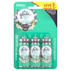 Glade Toque & Frescor Aguas Florais Leve 3 Pague 2