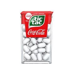 Tic Tac Coca Cola 14,5g - Atado com 14 unidades