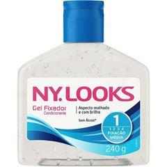 Gel Nylooks Fixador Condicionante  Fator 1 240g