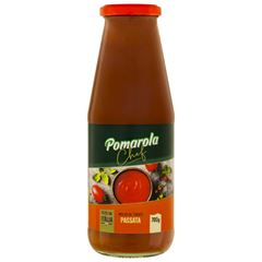 Molho Tomate Pomarola Passata 700g