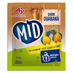 Refresco MID Guaraná 20g
