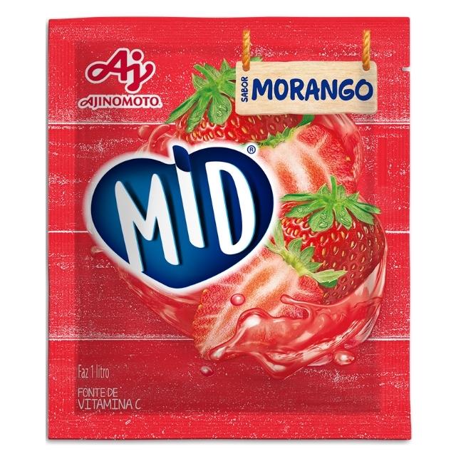 Refresco MID Morango