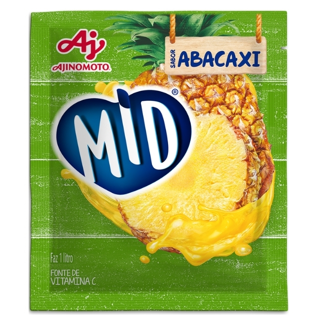 Refresco MID Abacaxi 20g