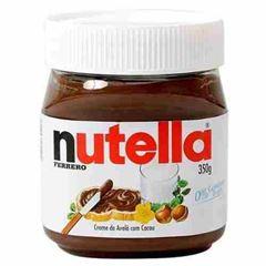 Nutella com Cacau display com 60 unidades de 350g