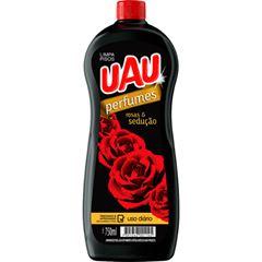 Limpa Pisos UauPerfumes de Rosas e Sedução 750ml