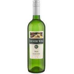 Vinho Country Wine Seco Branco 750ml