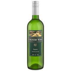 Vinho Country Wine Suave Branco 750ml