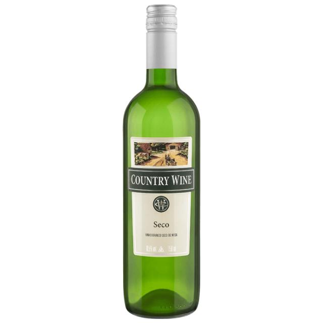 Vinho Country Wine Seco Tinto 750ml