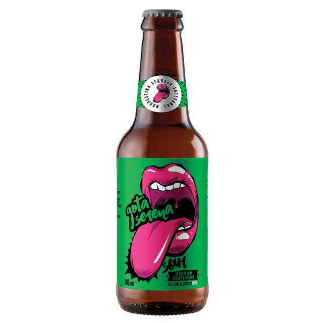 Cerveja Vierbrauer Gota Serena Sour 500ml