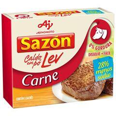 Caldo Sazon Lev Carne 37,5g