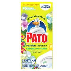 Pato Pastilha Adesiva Ciranda de Flores com 3 unidades