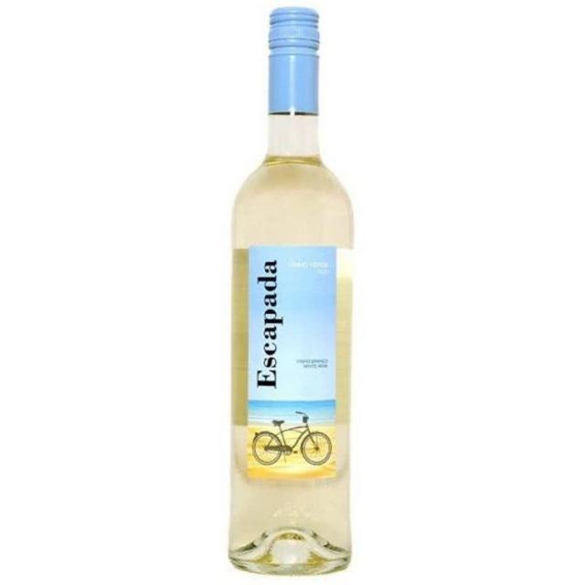 Vinho Escapada Verde Branco 750ml