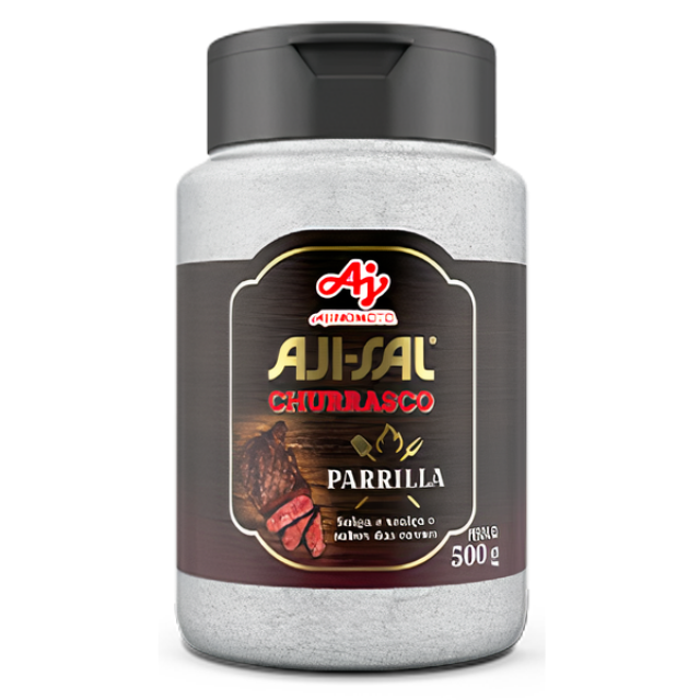 Aji Sal Churrasco Parrilla 500g