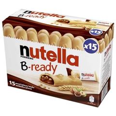 Nutella B-ready 22g display com 15 unid