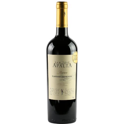 Vinho San Jose de Apalta Tinto  Reserva Cabernet Sauvignon 750ml