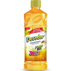 Desinfetante Pinho Desodor Citrus 1l