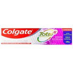 Creme Dental Colgate Total 12 Gengiva Reforçada 180g
